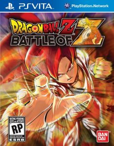Dragon Ball Z: Battle of Z (UPDATE) (NoNpDrm) [PSVita] [USA] [MF-MG-GD]