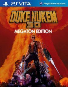 Duke Nukem 3D: Megaton Edition (NoNpDrm) [PSVita] [EUR] [MF-MG-GD]