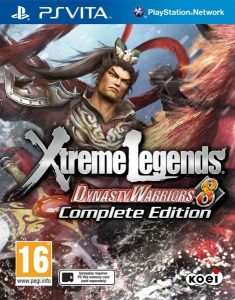 Dynasty Warriors 8: Xtreme Legends Complete Edition (NoNpDrm) (UPDATE+DLC) [PSVita] [EUR] [MF-MG-GD]