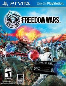 Freedom Wars (UPDATE+DLC) (NoNpDrm) [PSVita] [USA] [MF-MG-GD]