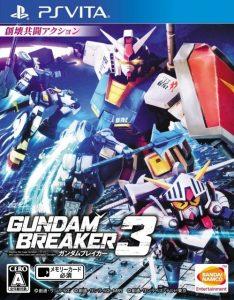 Gundam Breaker 3 (UPDATE) (NoNpDrm) (ASIA-ENGLISH) [PSVita] [MF-MG-GD]