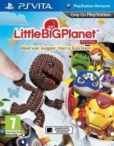 LittleBigPlanet PSVita Marvel Super Hero Edition (NoNpDrm) (UPDATE) [EUR] [MF-MG-GD]