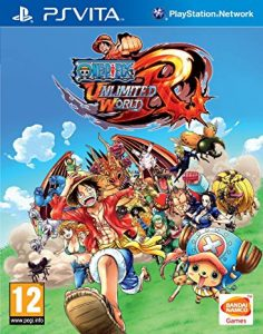 One Piece: Unlimited World Red (NoNpDrm) [PSVita] [EUR/USA] [MF-MG-GD]