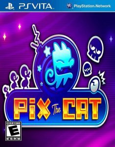 Pix the Cat (UPDATE) (NoNpDrm) [PSVita] [USA] [MF-MG-GD]