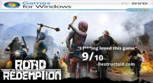 Road Redemption [PC] En Español