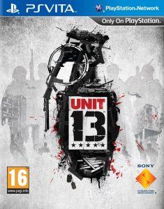 Unit 13 (UPDATE) (NoNpDrm) [PSVita] [USA] [MF-MG-GD]