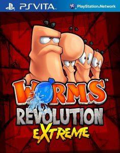 Worms Revolution Extreme (NoNpDrm) [PSVita] [EUR] [MF-MG-GD]