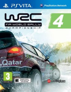 WRC 4 (UPDATE) (NoNpDrm) [PSVita] [EUR] [MF-MG-GD]