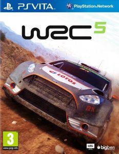 WRC 5 (NoNpDrm) [PSVita] [EUR] [MF-MG-GD]