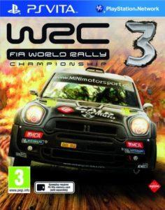 WRC 3 (UPDATE) (NoNpDrm) [PSVita] [EUR] [MF-MG-GD]