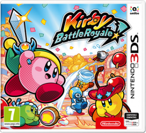 Kirby: Battle Royale! (3DS) (Region Free) [CIA] [MF-MG-GD]