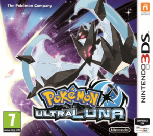 Pokémon Ultra Luna (3DS) (Region Free) [CIA] [MF-MG-GD]