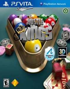 Hustle Kings (UPDATE) (NoNpDrm) [PSVita] [EUR] [MF-MG-GD]