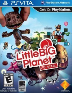 LittleBigPlanet PS Vita (UPDATE+DLC) (NoNpDrm) [PSVita] [USA/EUR] [MF-MG-GD]
