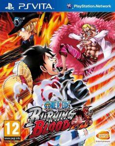 One Piece: Burning Blood (NoNpDrm) [PSVita] [USA] [MF-MG-GD]