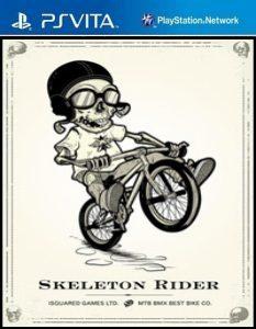 Skeleton Rider (NoNpDrm) [PSVita] [EUR] [MF-MG-GD]