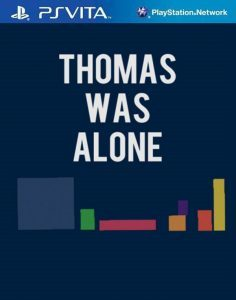 Thomas Was Alone (UPDATE+DLC) (NoNpDrm) [PSVita] [USA/EUR] [MF-MG-OD]