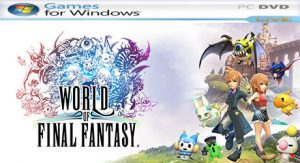 World of Final Fantasy: Day One Edition [Español][Fitgirl Repack]