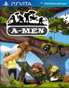A-Men (UPDATE) (NoNpDrm) [PSVita] [EUR] [MF-MG-OD]