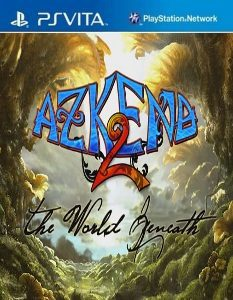 Azkend 2: The World Beneath (NoNpDrm) [PSVita] [USA/EUR] [MF-MG-GD]
