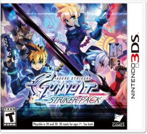 Azure Striker Gunvolt Striker Pack (UPDATE+DLC) (3DS) (Region Free) [CIA] [MF-MG-GD]