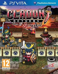 ClaDun Returns: This is Sengoku! (ENGLISH PATCH) [Mai] [PSVita] [JP] [MF-MG-OD]