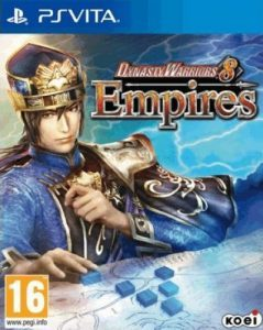 Dynasty Warriors 8 Empires (UPDATE) (NoNpDrm) [PSVita] [USA] [MF-MG-GD]