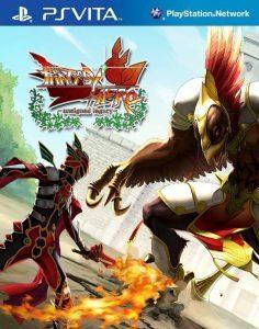 Fantasy Hero: Unsigned Legacy (NoNpDrm) [PSVita] [USA] [MF-MG-GD]