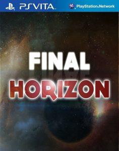 Final Horizon (UPDATE) (NoNpDrm) [PSVita] [EUR] [MF-MG-GD]