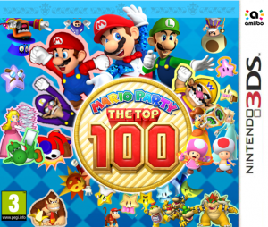 Mario Party: The Top 100 (3DS) (Region Free) [CIA] [MF-MG-GD]