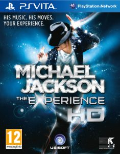 Michael Jackson The Experience HD (NoNpDrm) [PSVita] [EUR] [MF-MG-GD]