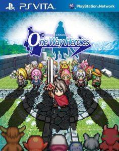 Mystery Chronicle: One Way Heroics (NoNpDrm) [PSVita] [USA] [MF-MG-OD]