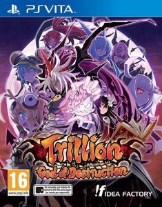 Trillion: God of Destruction (UPDATE+DLC) (NoNpDrm) [PSVita] [USA] [MF-MG-GD]