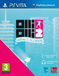 OlliOlli2: Welcome to Olliwood (UPDATE) (NoNpDrm) [PSVita] [USA] [MF-MG-GD]