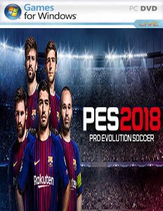 PRO EVOLUTION SOCCER 2018 [Español][v1.0.5.00][Data Pack 4.0]
