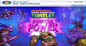 Teenage Mutant Ninja Turtles: Portal Power [PC] En Español
