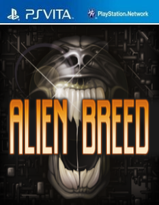 Alien Breed (NoNpDrm) [PSVita] [EUR] [MF-MG-GD]