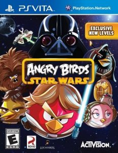 Angry Birds Star Wars (NoNpDrm) [PSVita] [EUR] [MF-MG-GD]