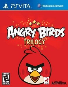 Angry Birds Trilogy (NoNpDrm) [PSVita] [EUR] [MF-MG-GD]