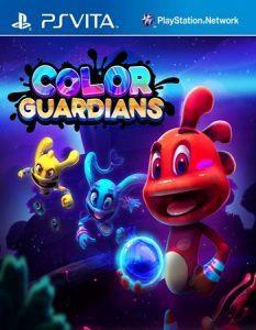Color Guardians (UPDATE) (NoNpDrm) [PSVita] [EUR] [MF-MG-GD]