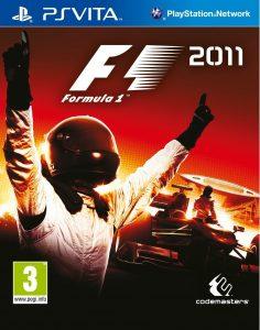 F1 2011 (NoNpDrm) [PSVita] [EUR] [MF-MG-GD]