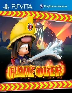 Flame Over (NoNpDrm) [PSVita] [USA/EUR] [MF-MG-GD]