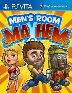 Men's Room Mayhem (UPDATE) (NoNpDrm) [PSVita] [EUR] [MF-MG-GD]