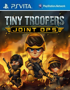 Tiny Troopers: Joint Ops (UPDATE) (NoNpDrm) [PSVita] [EUR] [MF-MG-GD]