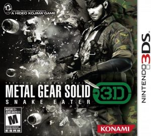 Metal Gear Solid: 3D Snake Eater (3DS) (EUR) [CIA] [MF-MG-GD]