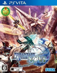 Phantasy Star Nova (UPDATE) (NoNpDrm) (ENGLISH PATCH) [PSVita] [JPN] [MF-MG-GD]