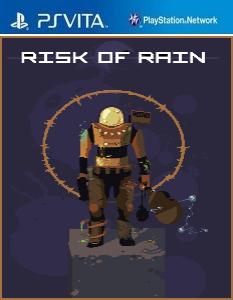 Risk of Rain (NoNpDrm) [PSVita] [USA/EUR] [MF-MG-GD]