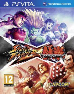 Street Fighter X Tekken (UPDATE) (NoNpDrm) [PSVita] [USA/EUR] [MF-MG-GD]