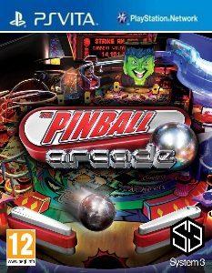 The Pinball Arcade (UPDATE) (NoNpDrm) [PSVita] [EUR] [MF-MG-GD]