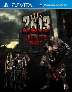 2013: Infected Wars (NoNpDrm) [PSVita] [EUR] [MF-MG-GD]
